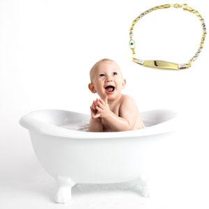 Βραχιόλια - Ταυτότητες για Νεογέννητο